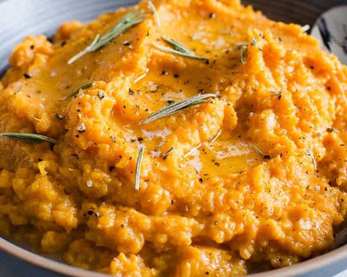 Sweet Potato Mash-Family size
