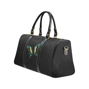 Butterfly © Travel Bag (Black) (Model1639)