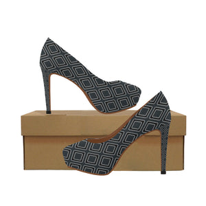Diamond Design © Women's High Heels (Model 044)