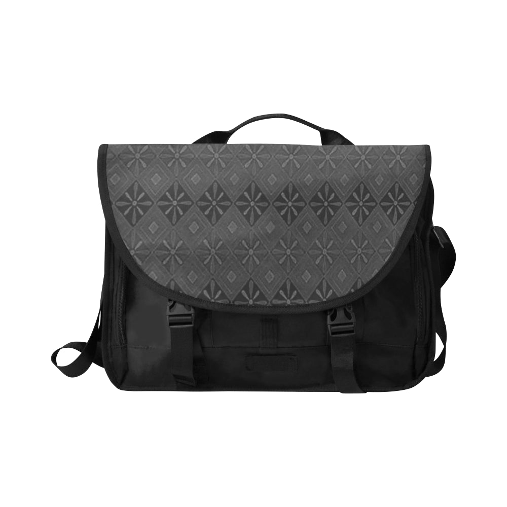 Black Diamond Design © Laptop Bag (Model1617)