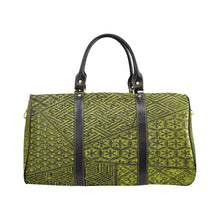 Intricate Designs © Travel Bag Black (Small) (Model1639)
