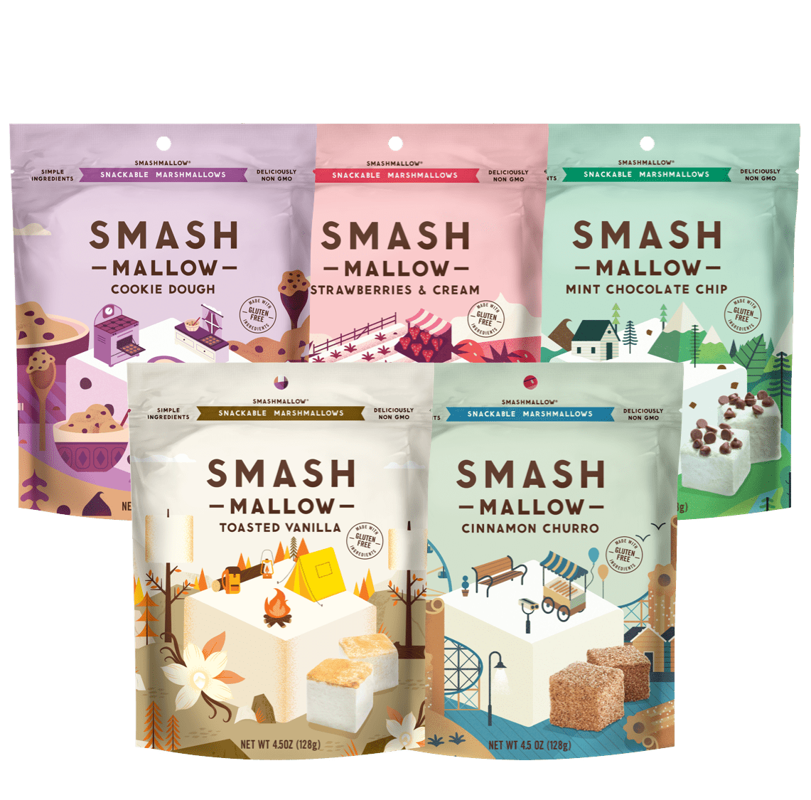 S'more Better™ Sampler