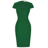 Grace Karin Short Evening Dress Prom Dress Wrap Bodycon Pencil Sheath Formal Gowns Elegant Evening Party Dress Vestidos by Jackie Boatwright. Curated, affordable fashion.