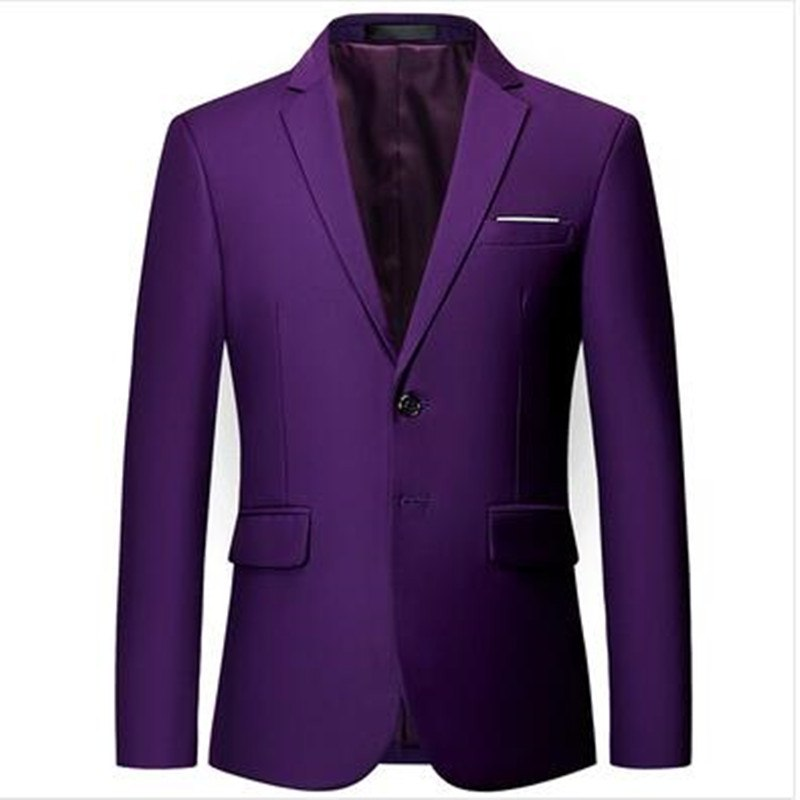 New WIPU  Fashion Men Suit Brand Men's Blazer Business Slim Clothing Suit Jacket and Pants for Wedding Dress suits men