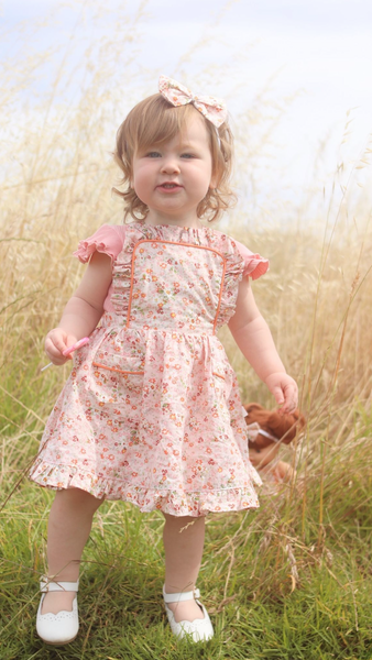 Frill Dress - Lacey