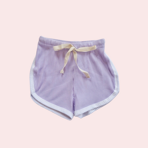 Essentials shorts - Lavender