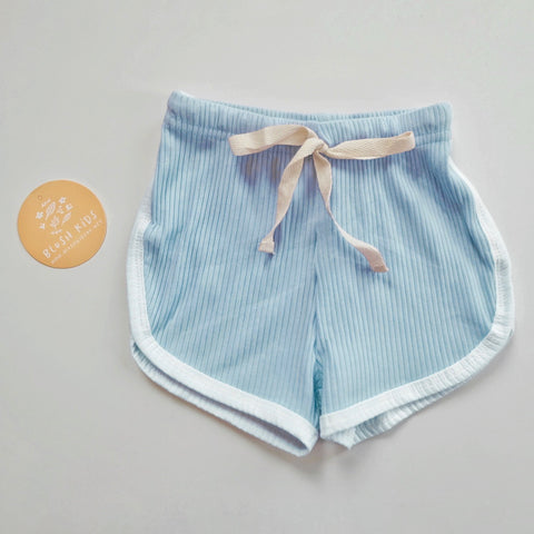 Essential shorts - Sky Blue