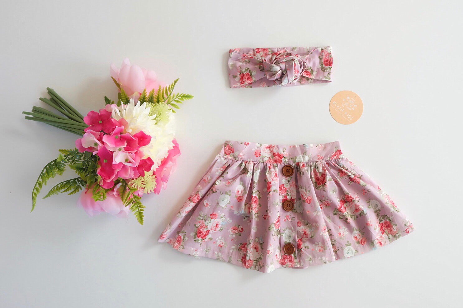 LIMITED EDITION Milah Flair Skirt