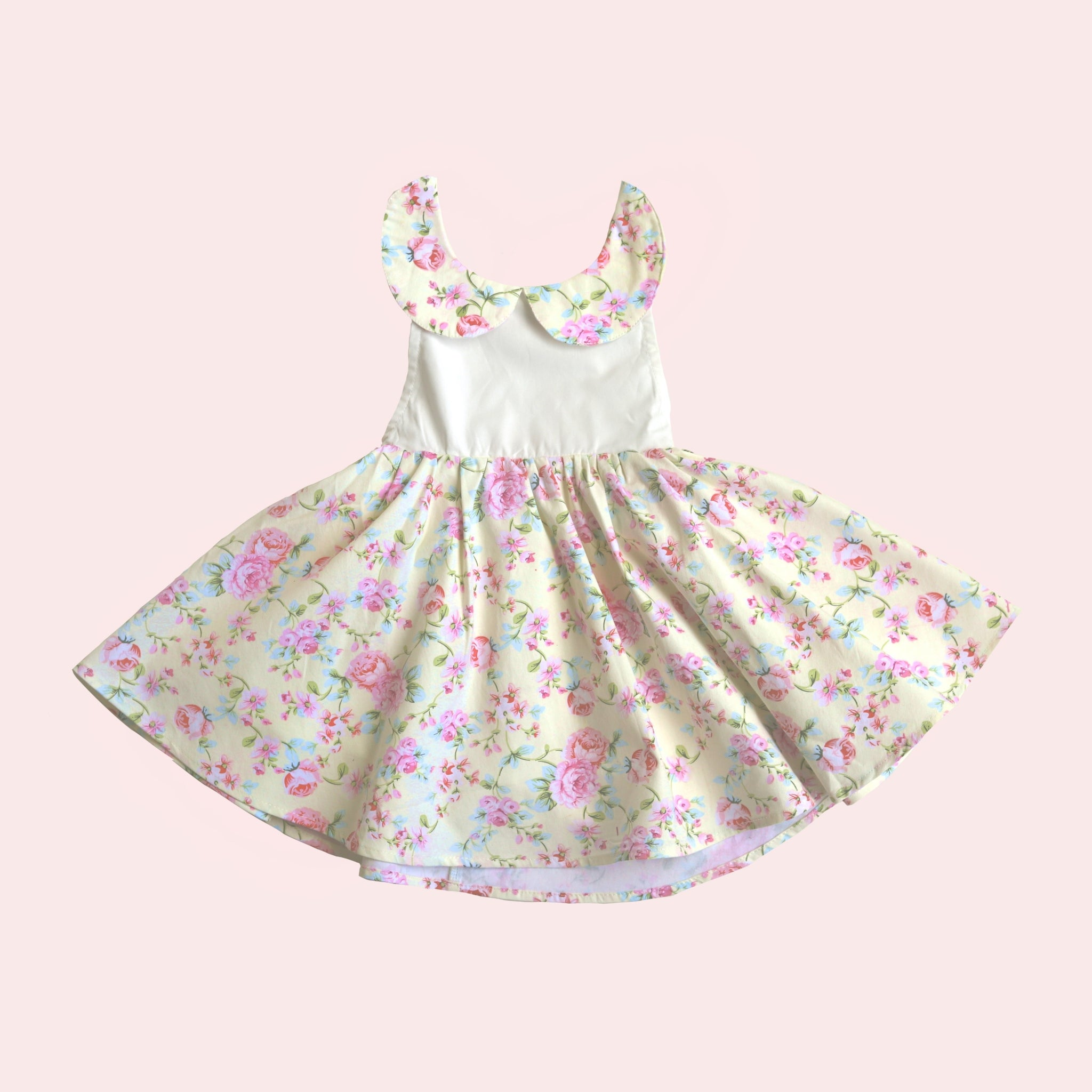 LIMITED EDITION Sweetheart Dress + bow - Evie