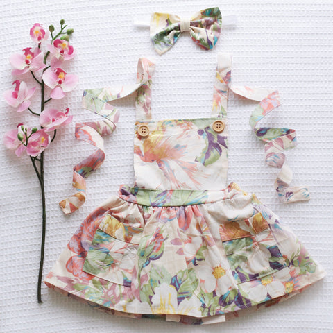 Everly Pinafore