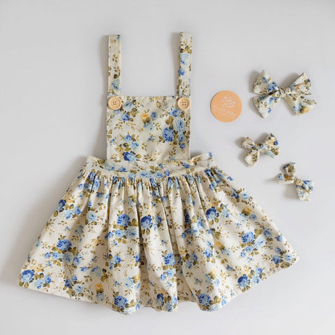 Bonnie Pinafore Dress