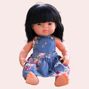 DOLL Pinafore Dress - Lola