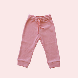 Cosy Pants - Rose Quartz