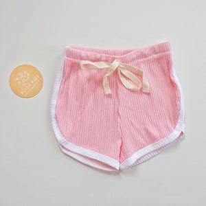 Essential shorts - Taffy Pink