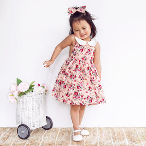 Sweetheart Dress + bow - Addison