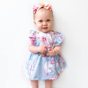 Willow Flutter Dress