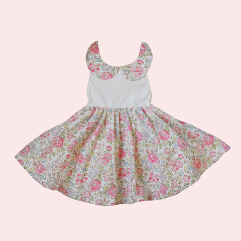 Sweetheart Dress + bow - Hayley