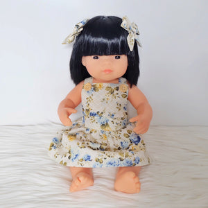 DOLL - Bonnie Pinafore Dress