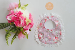 LIMITED EDITION LACE BIB - Milah