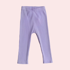 Essential Leggings - Lavender