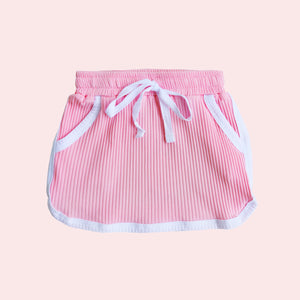 Essential Skirt - Taffy Pink