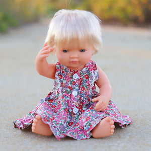 DOLL Twirl Dress - Stella