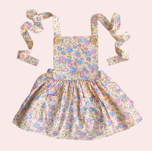 Pinafore Dress - Mahlia