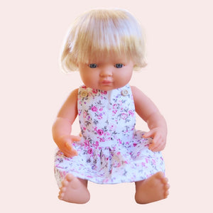 DOLL Pinafore Dress - Samantha