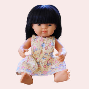 DOLL Pinafore Dress - Mahlia