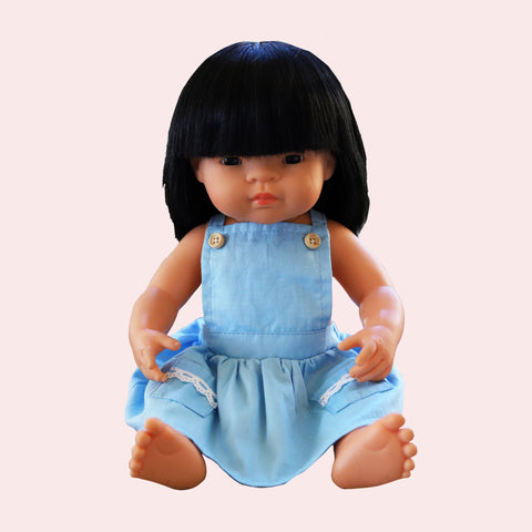 DOLL Pinafore Dress - Afina