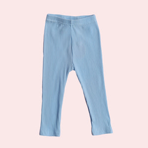 Essential Leggings - Sky Blue