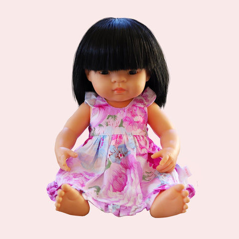LIMITED EDITION DOLL Sundress - Poppy