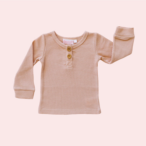 Cosy Top - Oat