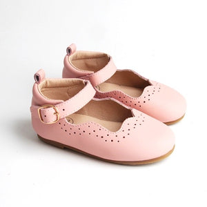 Mary Jane Shoes - Ballerina Pink