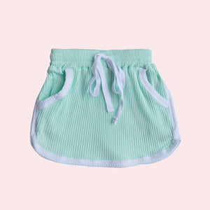 Essential Skirt - Mint