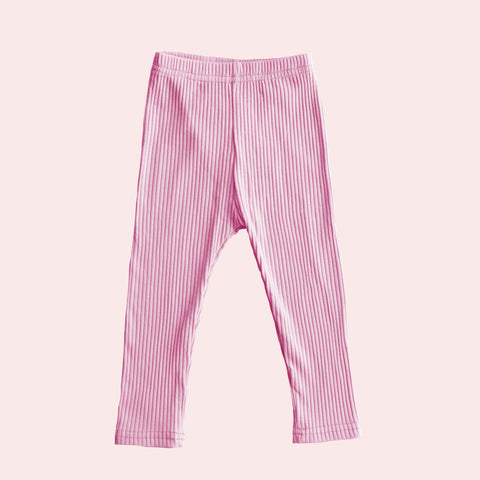 Essential Leggings - Taffy Pink