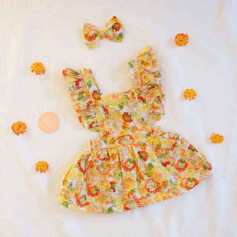 Belle Flutter Dress