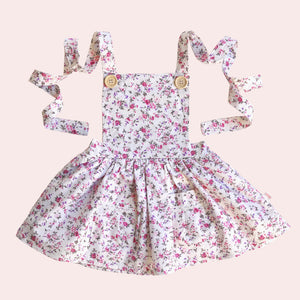 Pinafore Dress - Samantha