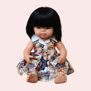 DOLL - Maple Vinty Dress