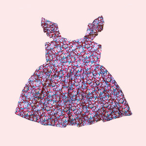 Darling Dress - Ruby