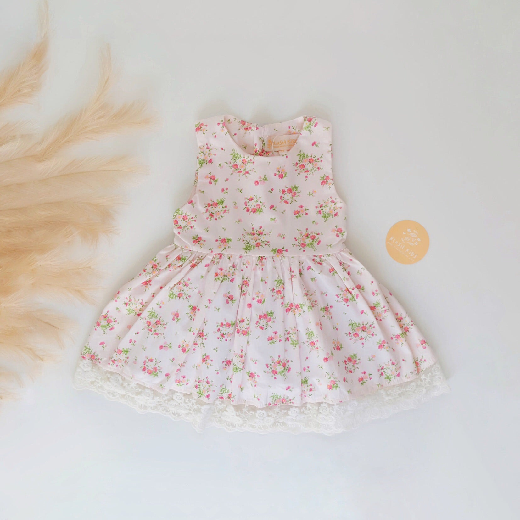 Size 00 Isla Mae Tea Party Dress