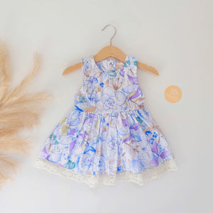 Size 2 Winter Tea Party Dress
