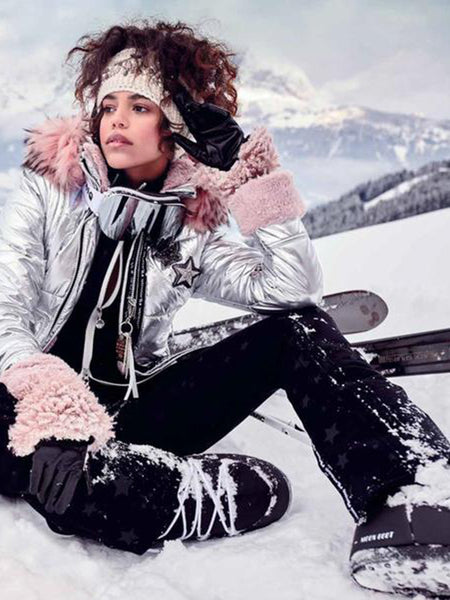 The Best Fur Ski Jackets Of Famous Nordic Designers