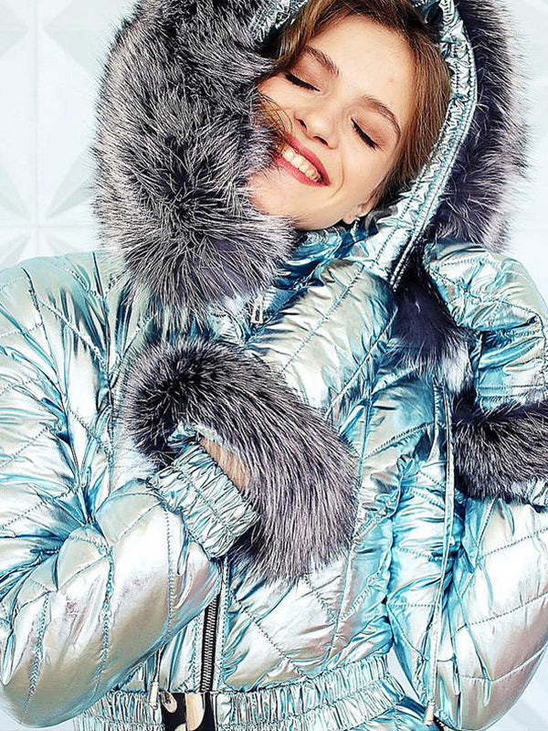 Sexy & Cool Onesies Goose Down Ski Suit - Limited Offer