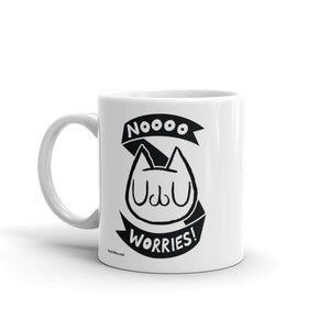 No Worries: Yin & Yang - Mug