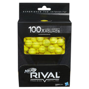 Nerf Rival - 100 Rounds Refill Pack - Genuine Hasbro product