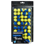 Nerf Rival - 50 Rounds Refill pack of Ammo - BLUE team