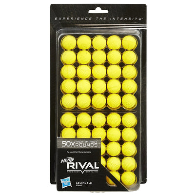 Nerf Rival - 50 Rounds Refill pack of Amoo