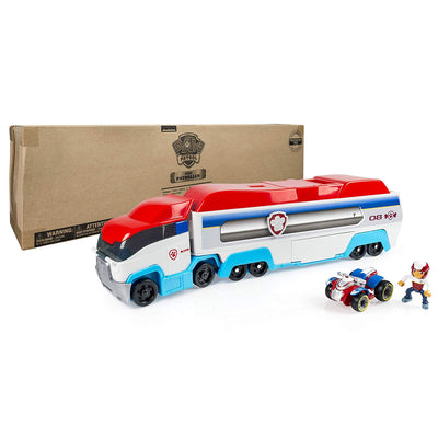 Paw Patrol - Paw Patroller with Ryder & ATV