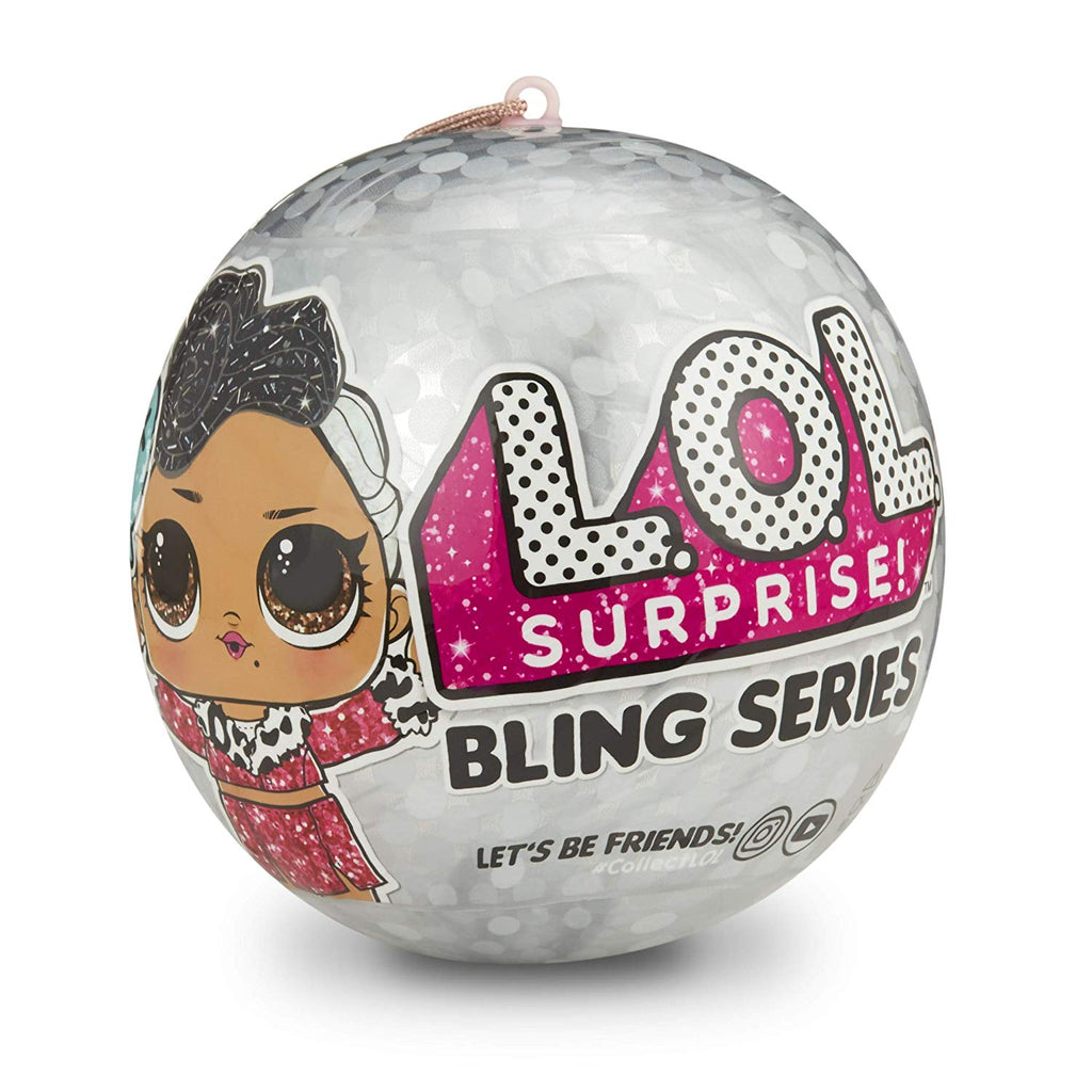 LOL Surprise Dolls - BLING SERIES - 1 DOLL